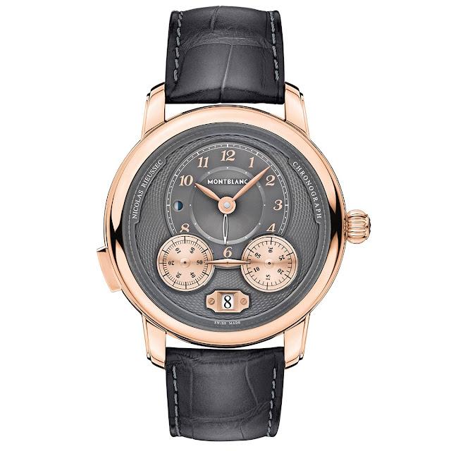 Montblanc Star Legacy Nicolas Rieussec Chronograph 119964