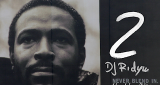 MARVIN GAYE TRIBUTE MIXTAPE 2 VON DJ RIDYM | SOUL OVERLOAD