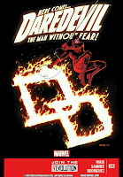 Daredevil #23 Cover