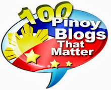 MEMBER OF 100 BLOGS THAT MATTER