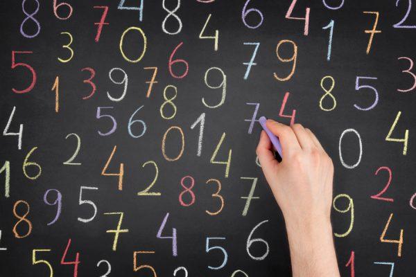 تفسير رؤيه الأرقام في المنام