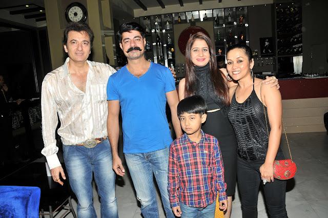 Avinash Wadhawan, Sushant Singh, Natasha Wadhawan