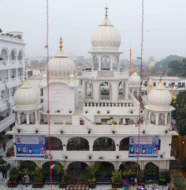 Photograph of Takhat Sri Harimandir Ji, Patna Saheb, India
