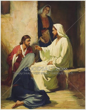 judas and jesus relationship with lazarus