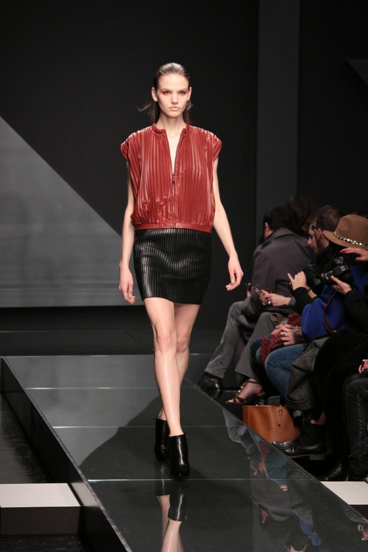 6e81f511f4 Moda Glamour Italia: Milano Moda Donna: Krizia A/I 2014-15