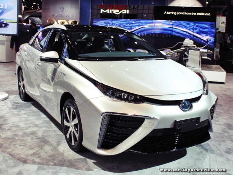 2018 Toyota Mirai Review Design And Price