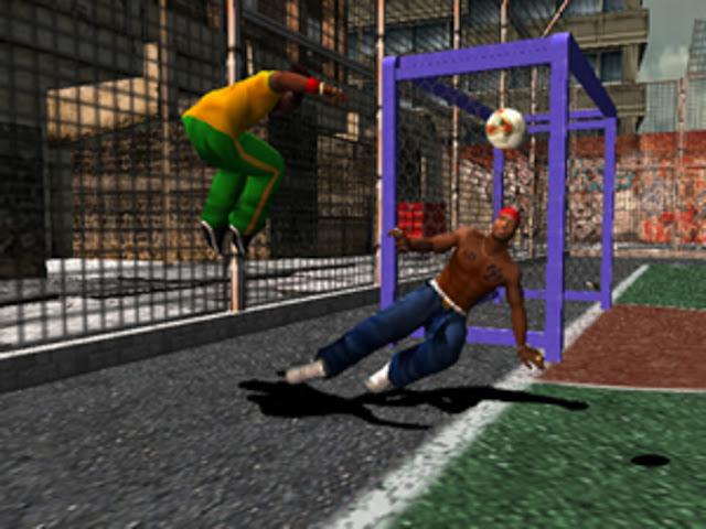 تحميل لعبة  urban freestyle soccer للكمبيوتر من ميديا فاير