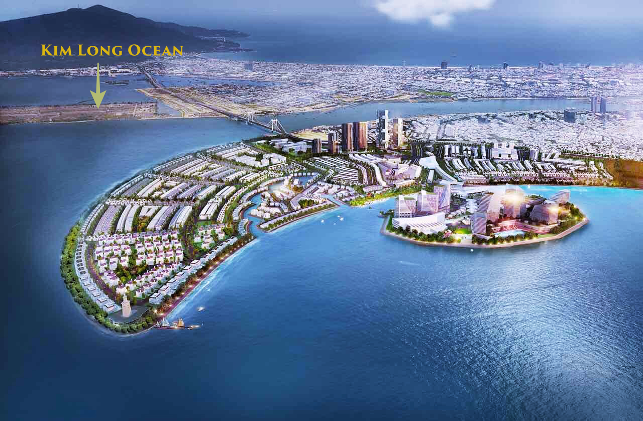 Kim Long Ocean - Viên ngọc sáng bên bờ biển Đông