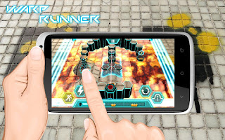 Do You know Augmented Reality engineering Foneboy Warp Runner APK Android Game Download + Review