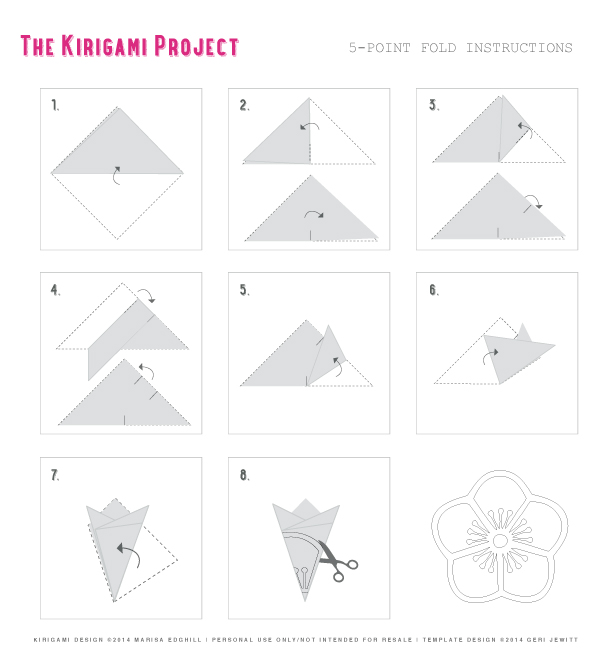 Omiyage Blogs The Kirigami Project