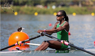 Rio Olympics: Nigeria's Chierika Okogu celebrates as she qualifies for Quarterfinals 1