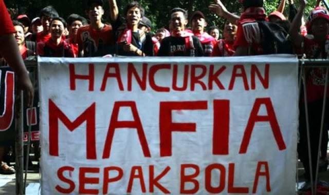 Mafia Skor Diusulkan Dilarang Urus Sepak Bola Seumur Hidup