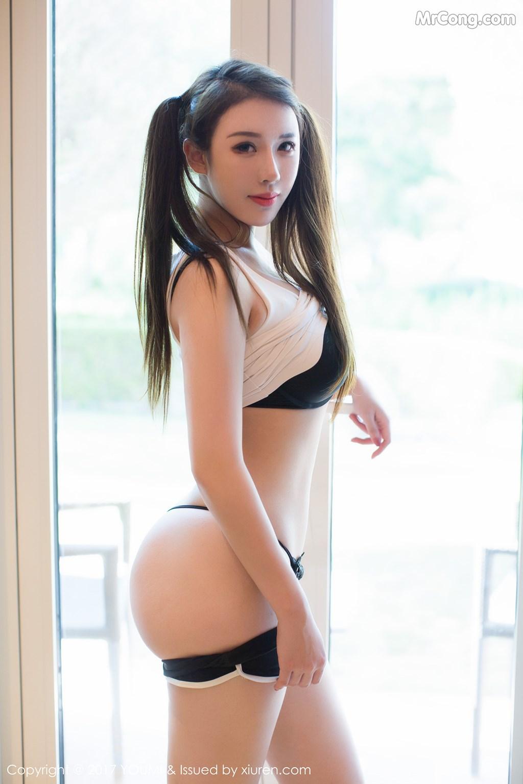 YouMi Vol.084: Người mẫu Egg-尤妮丝 (47 ảnh) - Page 2 of 5