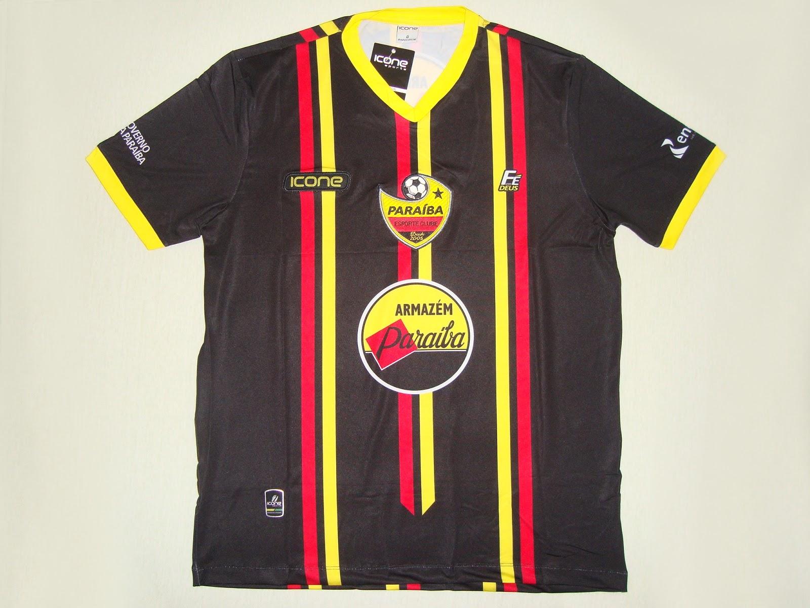 Paraíba Esporte Clube (PB) - Show de Camisas 51694933614c5
