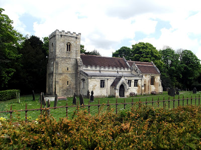 St Michaels and All Angels Church, Brodsworth
