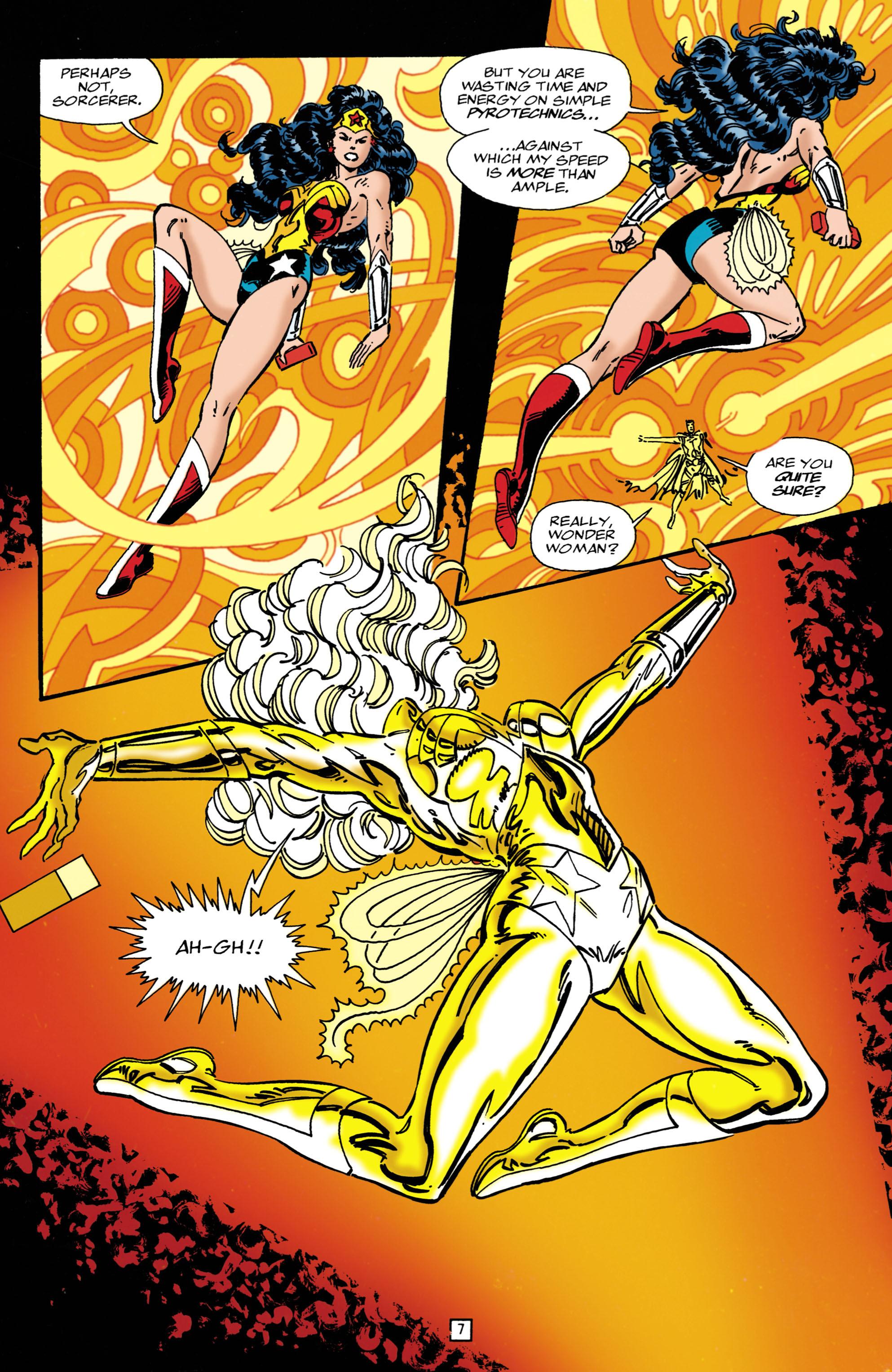 Read online Wonder Woman (1987) comic -  Issue #108 - 7
