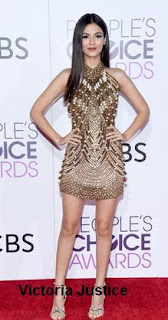 red carpet fashion, People's Choice Awards 2017