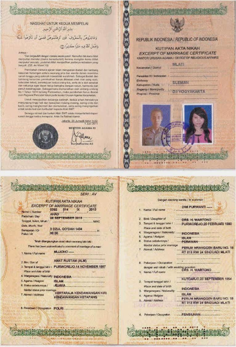 Seksi Keuangan Polres Kayong Utara Juni 2014