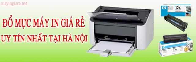 Dịch vụ đổ mực máy in và sửa máy in tại Hưng Yên