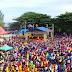 Ribuan Warga Selayar Ikut Meriahkan Gerak Jalan Santai Partai Golkar