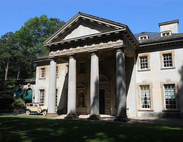 My virtual garden high museum and atlanta history center - Atlanta farm and garden by owner ...