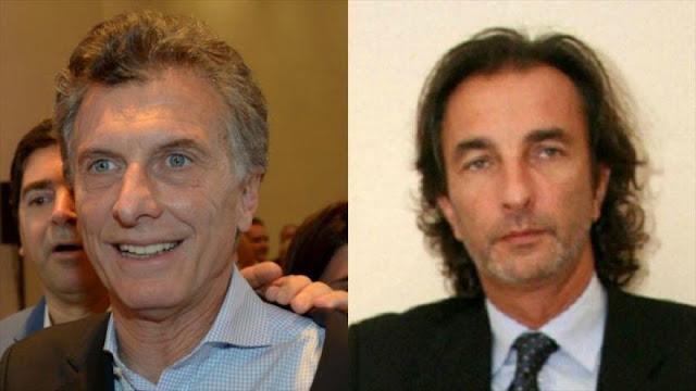 Indagan una empresa del primo de Macri por sobornos de Odebrecht