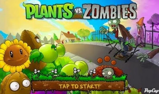 Game Tower Defense Terbaik - Plants VS Zombies