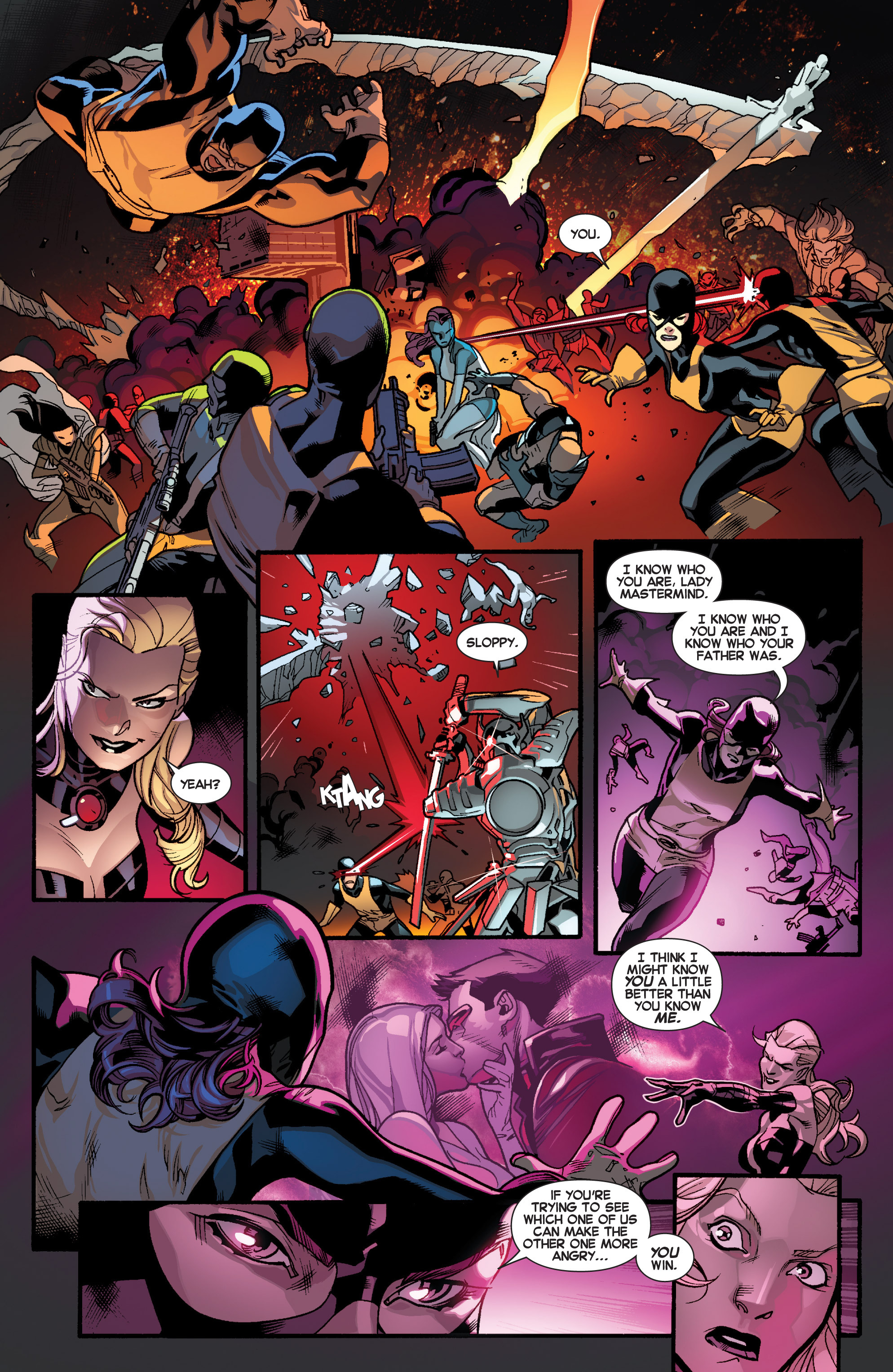 Read online All-New X-Men (2013) comic -  Issue # _Special - Out Of Their Depth - 75