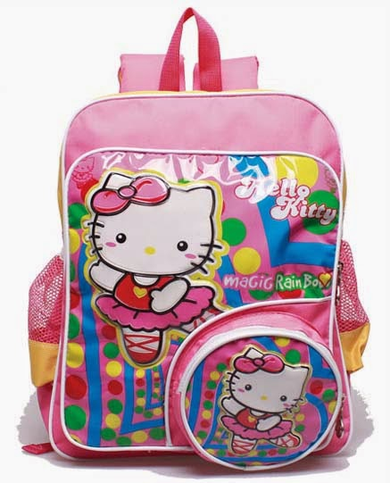 TAS ANAK HELLO KITTY