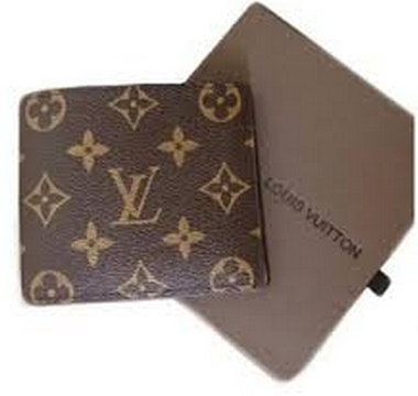 Carteira Louis Vuitton Original Masculina