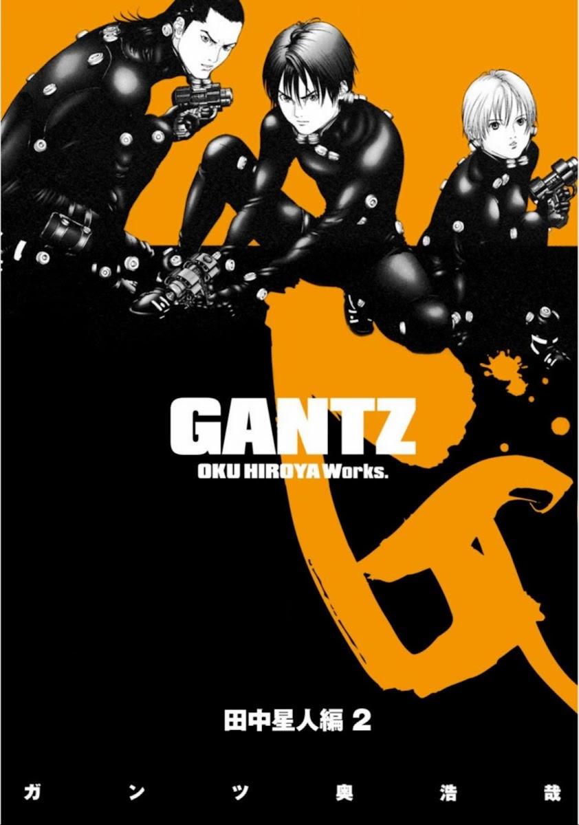 Gantz Chap 33: Cơn điên trang 1