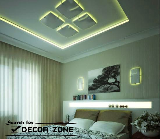 Creative bedroom lighting ideas and trends, bedroom ceiling lights