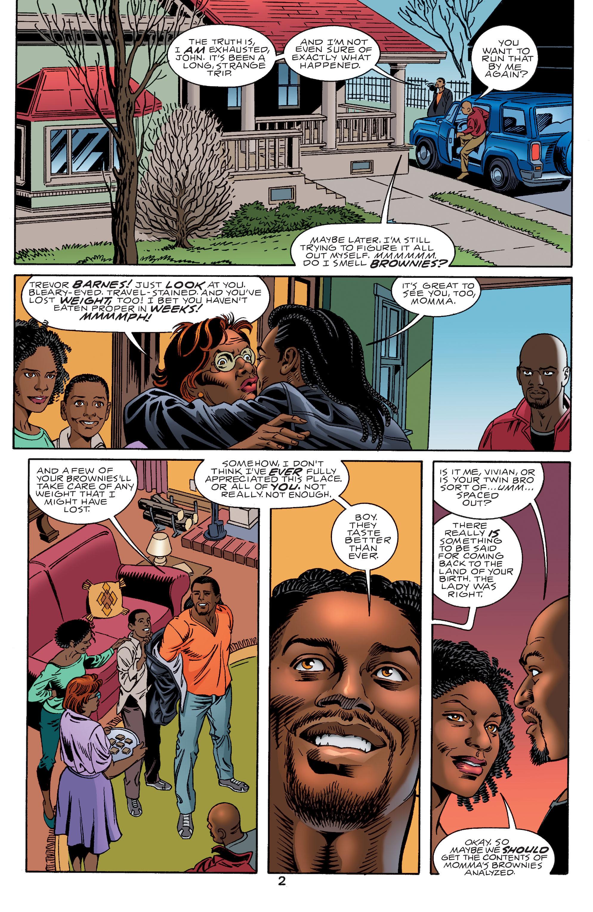 Read online Wonder Woman (1987) comic -  Issue #192 - 3