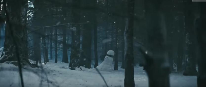 Canzone Touching by John Lewis pubblicità con pupazzo di neve - Musica spot Novembre 2016