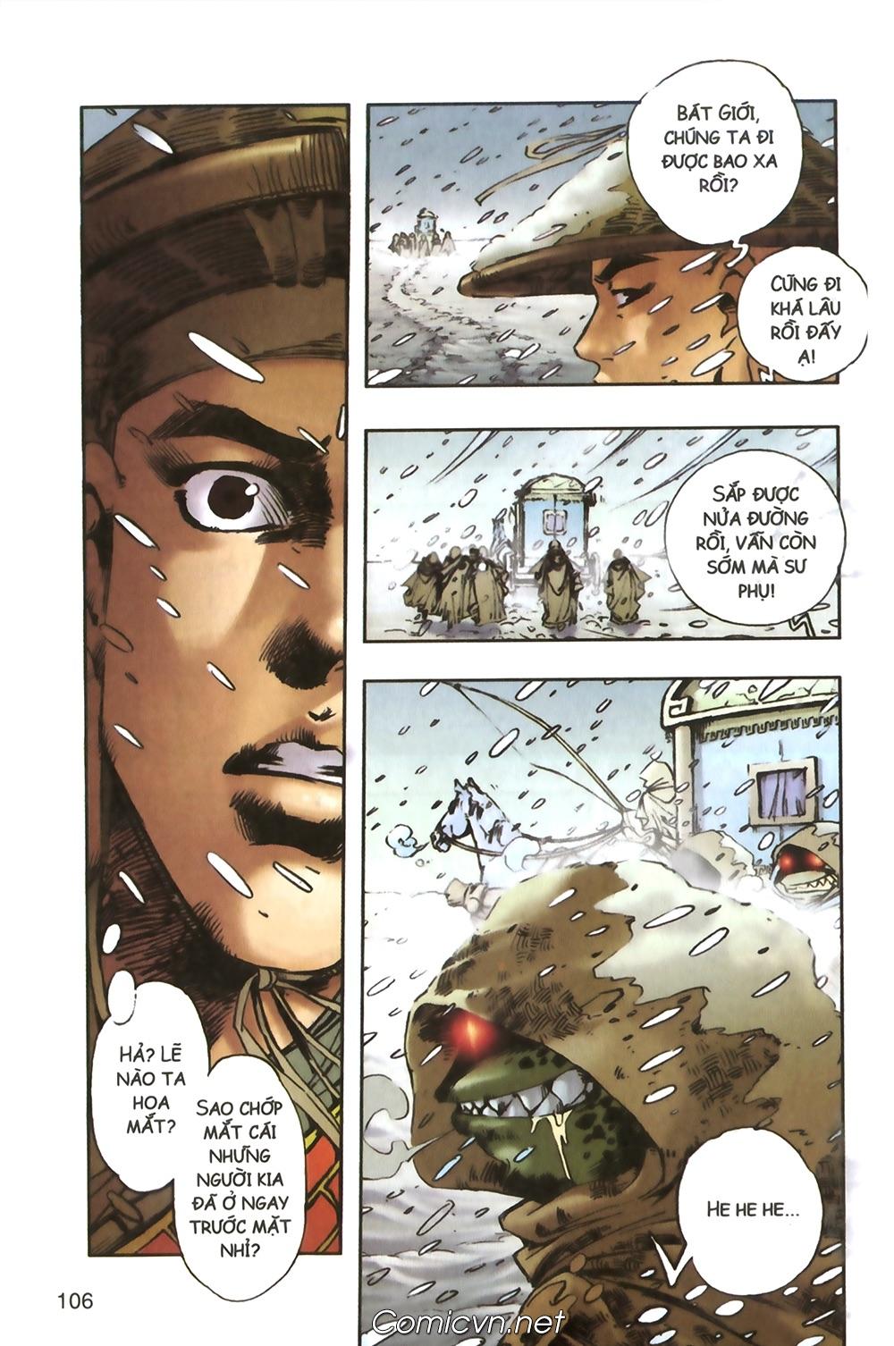 Tây Du Ký màu - Chapter 94 - Pic 4
