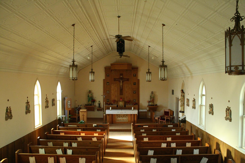 Photos Of Recent Catholic Church Interior Renovations ...