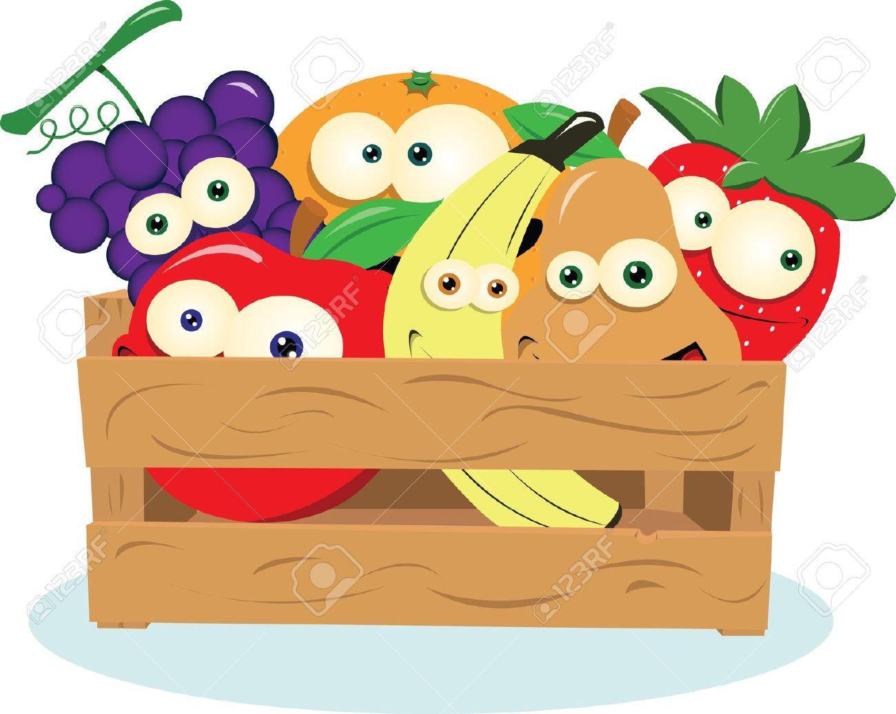 INMACULADA BILINGUE: Las Frutas (the Fruits