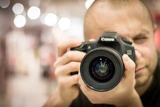 Tomar fotos profesionales