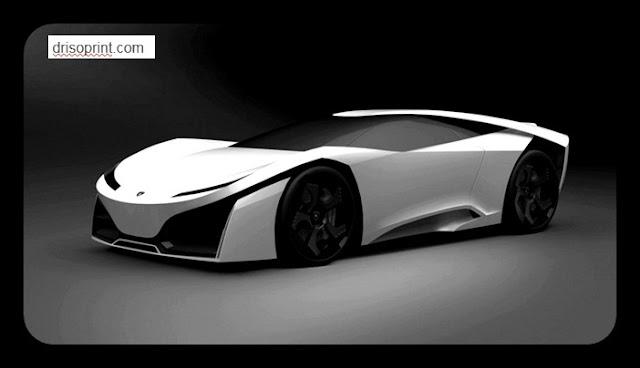 2016 Lamborghini Madura Concept Rendering