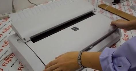 driver printer fujitsu dl3850+
