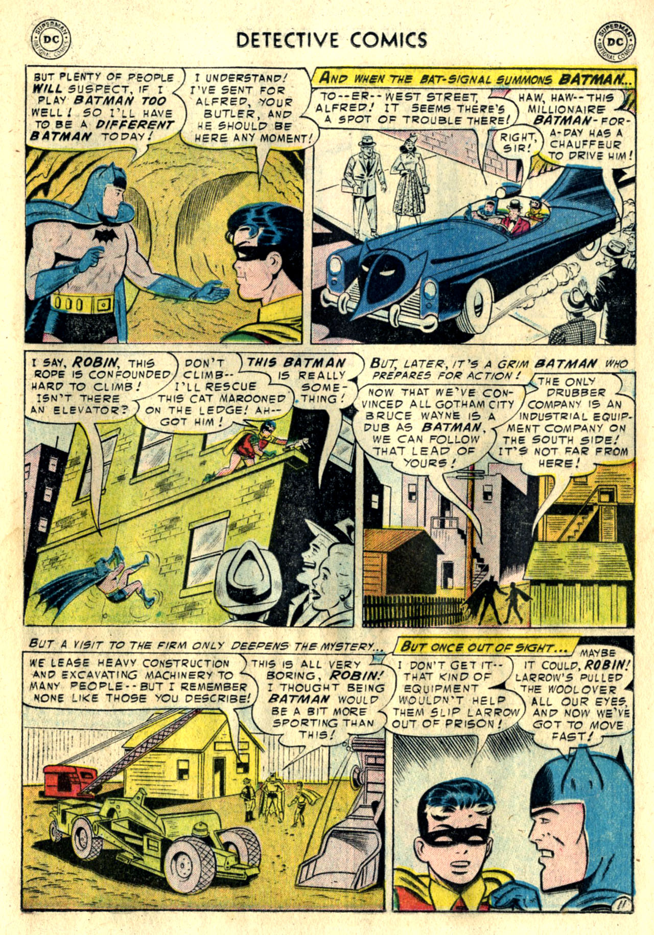 Detective Comics (1937) 225 Page 12