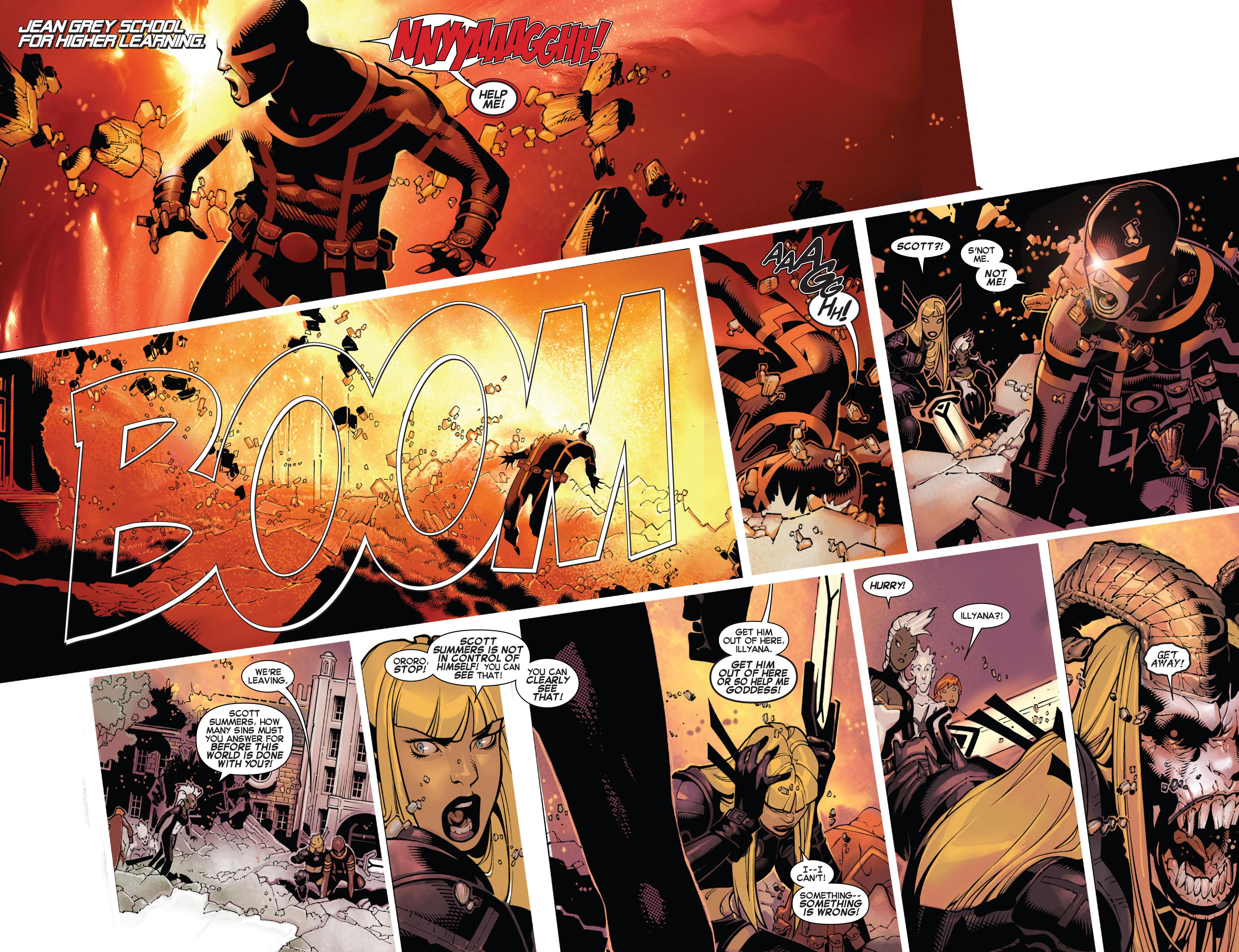 Read online Uncanny X-Men (2013) comic -  Issue #21 - 3