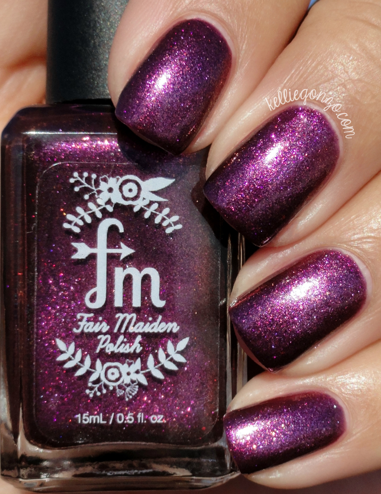 Fair Maiden Polish Persephone