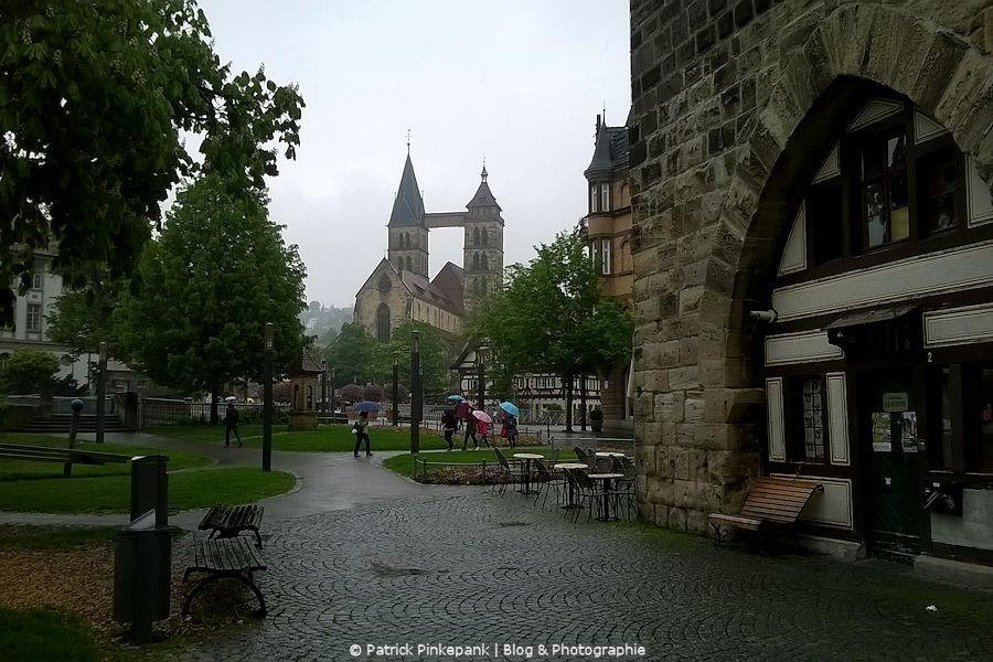 Esslingen am Neckar - Am Schelztorturm