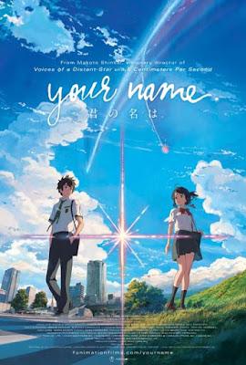 Your Name (Kimi no na wa) (2017)
