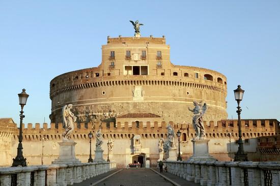 Castelo de Santo Ângelo em Roma