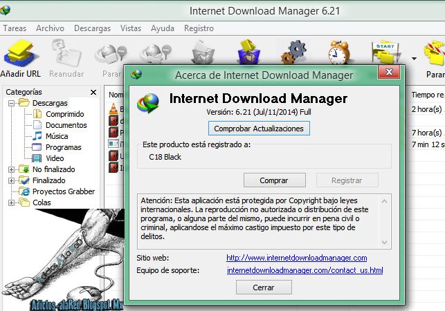 internet download manager v6 21