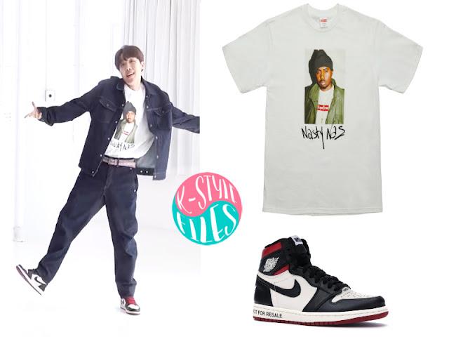 BTS's 'Boy With Luv' Dance Practice