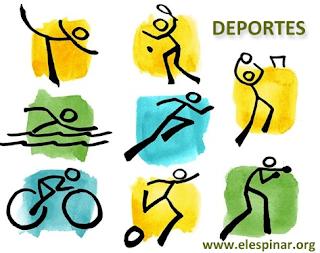 DEPORTES EL ESPINAR