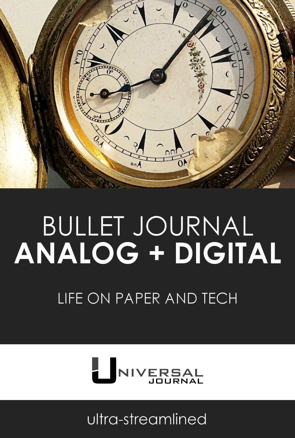 Analog Plus Digital Planning Life on Paper and Technology